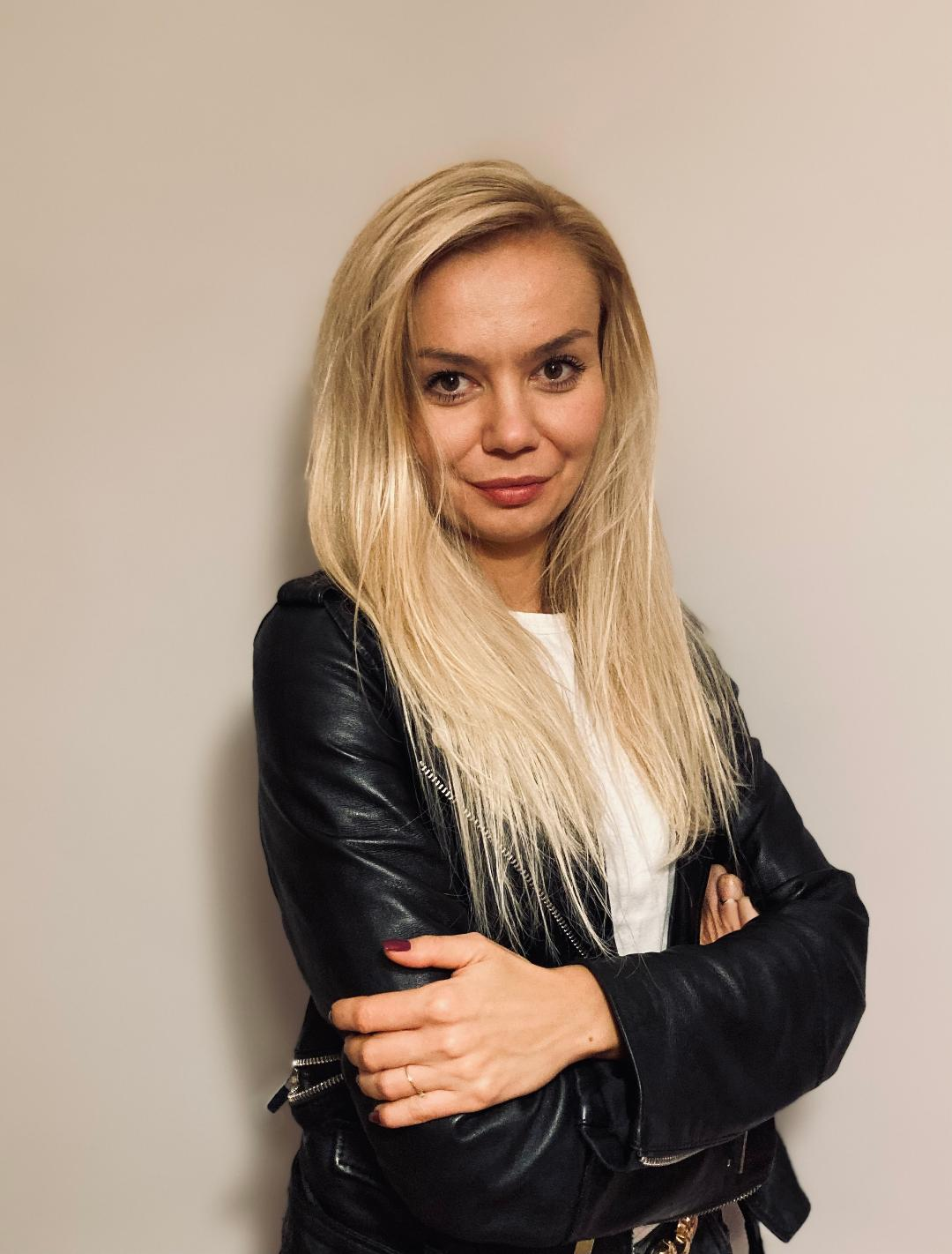Joanna Piotrowska - Pawlak